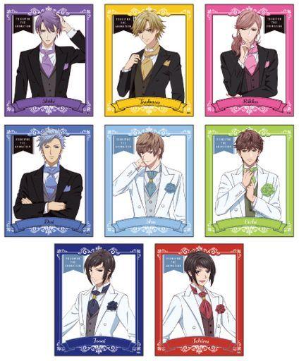 A3 新品 キャラカード 【ボックス】 キャラフレームカード TSUKIPRO THE ANIMATION -ツキプロ・ジ・アニメーション- 02
