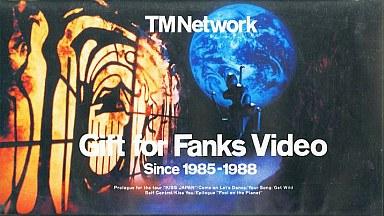 【中古】邦楽 VHS TM NETWORK/ギフト・フォー・ファンクス・ビデオ