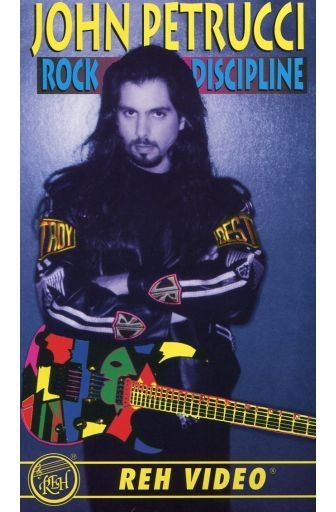 John Petrucci / Rock / Discipline [Subtitled Edition] (Condition: booklet missing item)