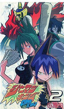 【中古】アニメ レンタルアップVHS シャーマンキング 2