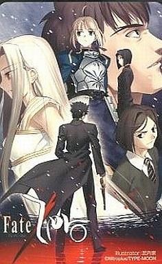 衛宮切嗣/計6名「Fate/Zero」