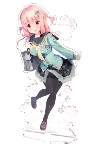 【オリジナル】アクリルフィギュア(たかしな浅妃) サンシャインクリエイション2019 Spring/純銀星