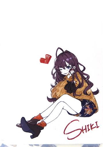 【アイドルマスター】A4クリアファイル 一ノ瀬志希(裕) C93/東のペンギン
