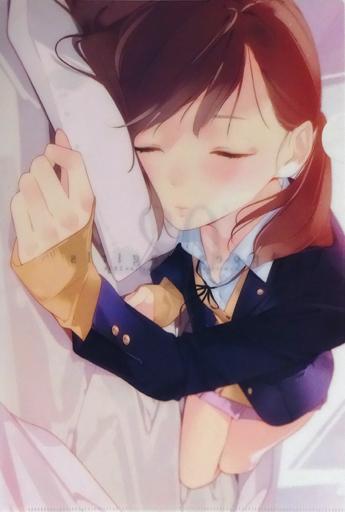 【オリジナル】A4クリアファイル 睡眠ver Appealin girls 02(天三月) C95新刊購入特典/ゼログラフィティ&メロンブックス