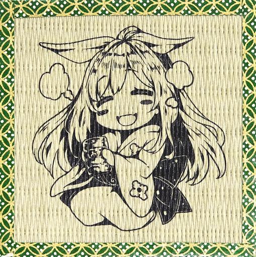 【アイドルマスター】畳コースター 月岡恋鐘(しおこんぶ) C95/LAMINARIA