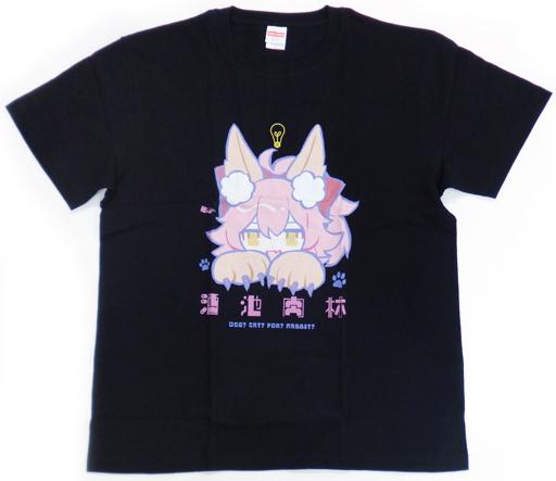 【Fate】酒池肉林Tシャツ Lサイズ タマモキャット(ちょこ庵) C96/Chocolate Sheep