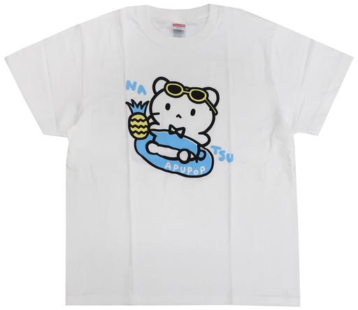 【オリジナル】みんとちゃんの隣にいるくまさんTシャツ 夏ver(muku) C96/APUPOP