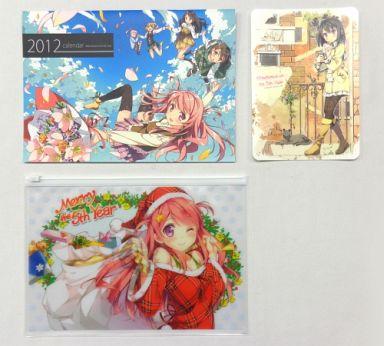 【オリジナル】2012年カレンダーセット(カントク) C81/5年目の放課後