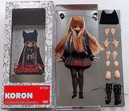 【中古】ドール ころん KORON/SWEET PUNK GIRL! 「えっくす☆きゅーと 5thシリーズ」
