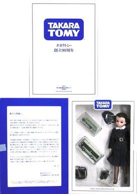【中古】ドール トミカ&リカちゃん 2014株主優待限定企画セット
