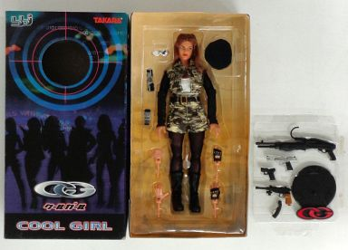 【中古】ドール クールガール CG-02  「COOL GIRL」 1/6 ドール