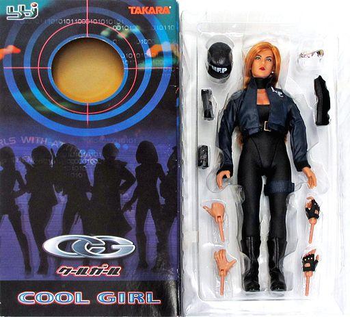 【中古】ドール クールガール CG-04 武装警察組織 M.F.P 「COOL GIRL」 1/6 ドール