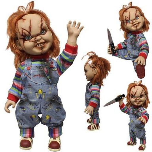Chucky 'Child Play' 15 inch Talking Mega Scale Figure