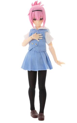 【新品】ドール Type-G (ピンク) 「カスタムリリィ」 1/12 アサルトリリィシリーズ 036
