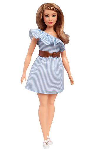 【新品】ドール フリルストライプ 「Barbie -バービー-」 バービーファッショニスタ