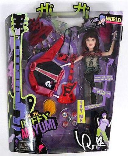 【中古】ドール [動作不良品] ユミ 「Hi Hi Puffy AmiYumi -ハイ!ハイ! パフィー・アミユミ-」 バービードール
