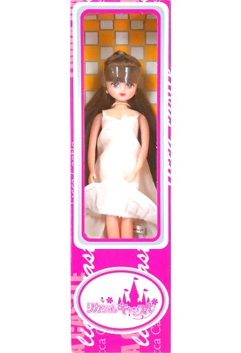 【中古】ドール パレットF(うす茶髪) 「リカちゃん」 2015年度版着物コレクションモデル リカちゃんキャッスル限定