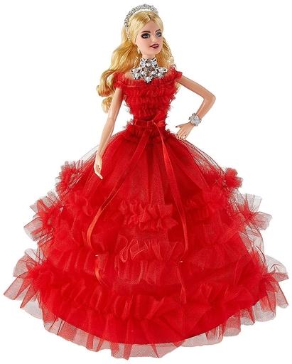 【新品】ドール ホリデーバービー 2018 「Barbie-バービー-」 バービーコレクター