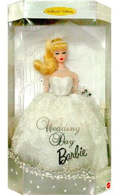 【中古】ドール [ランクB] Wedding Day Barbie -ウエディングデイ バービー- 「Barbie -バービー-」 1960 FASHION AND DOLL REPRODUCTION Collector Edition