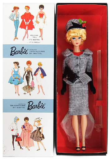 【中古】ドール Career Girl -キャリアガール- 「Barbie -バービー-」 バービーコレクター ゴールドラベル
