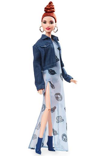 【新品】ドール バービー スタイルド バイ マルニ #2  「Barbie -バービー-」 バービーコレクターブラックラベル