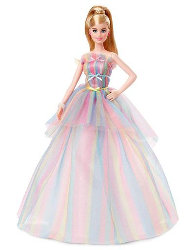 マテル 新品 ドール バースデー・ウィッシュ・バービー 「Barbie-バービー-」