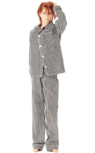 ペットワークス 新品 ドール パジャマスタイル ナイン 「六分の一男子図鑑」