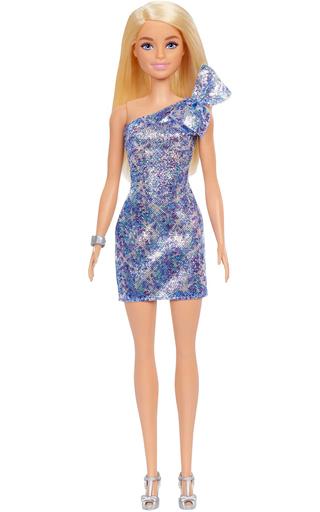 マテル 新品 ドール キラキラバービー(ブルー) 「Barbie -バービー-」