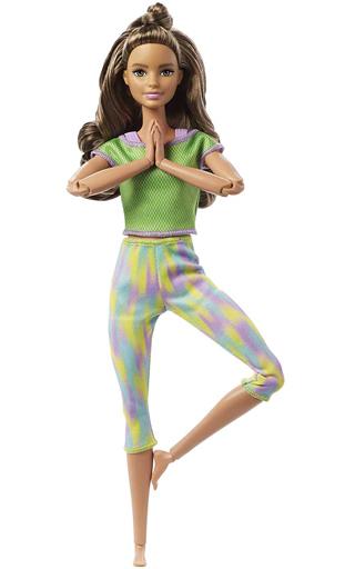 マテル 新品 ドール バービーキュートにポーズ!(ライトグリーン) 「Barbie -バービー-」