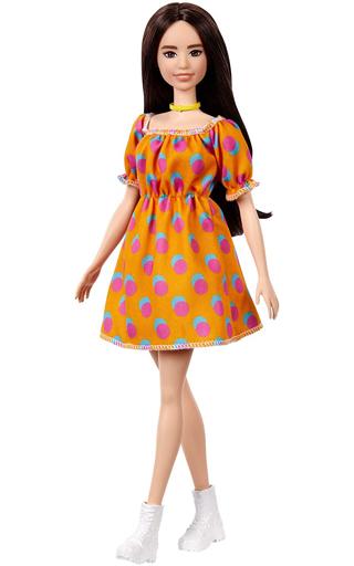 マテル 新品 ドール ドットワンピース 「Barbie -バービー-」 バービーファッショニスタ