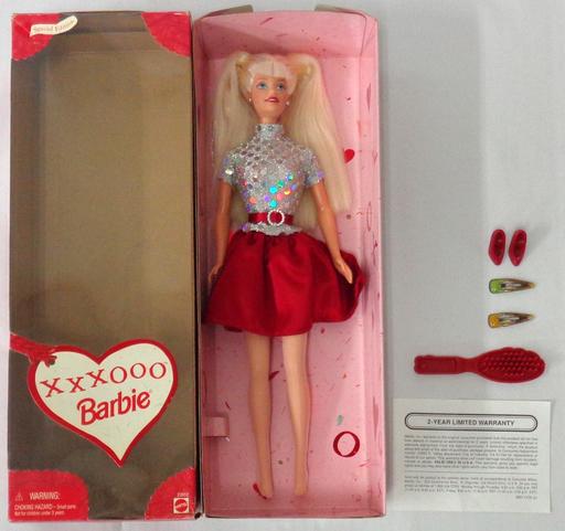 【中古】ドール [破損品/ランクB] XXXOOOバービー スペシャルエディション 「Barbie-バービー-」