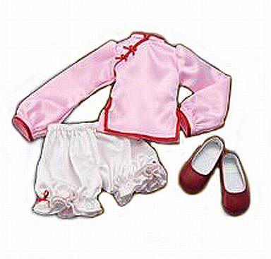 【中古】ドールアクセサリー MDD用 クドの私服セット(ピンク) 「クドわふたー」 ホームタウンドルパ京都8&ホビー天国ウェブ限定