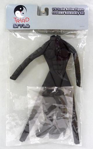 【中古】ドールアクセサリー 1/6 トライアド・スタイル 女性版 サイ-フライ2.0 (ブラック)