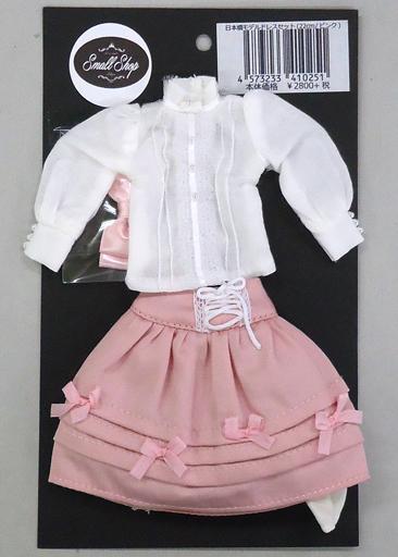 【中古】ドールアクセサリー 22cm用 日本橋モデルドレスセット(ピンク) 「リカちゃん」 リカちゃんキャッスルのちいさなおみせ限定