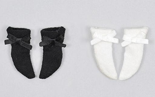 クロスワールドコネクションズ 新品 ドールアクセサリー ネオブライス用 三つ折りソックスセット(モノトーン) 「Blythe-ブライス-」 Dear Darling Fashion for Dolls