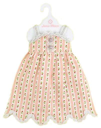 クロスワールドコネクションズ 新品 ドールアクセサリー ネオブライス用 裾スカラップワンピース(ピンク) 「Blythe-ブライス-」 Dear Darling Fashion for Dolls
