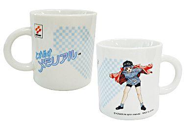 虹野沙希 トキメキマグカップ 「ときめきメモリアル」