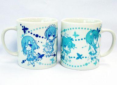 【中古】マグカップ・湯のみ(キャラクター) ナツユメナギサ マグカップ 2個セット