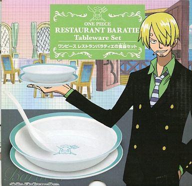 【中古】食器その他(キャラクター) A スープ皿セット レストランバラティエの食器セット 「ワンピース」