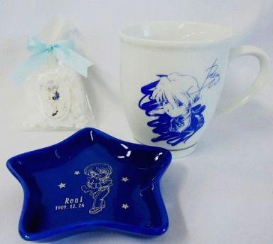 レニ・ミルヒシュトラーセ ミルクマグ&シュガートレイセット 「サクラ大戦」 誕生日記念商品