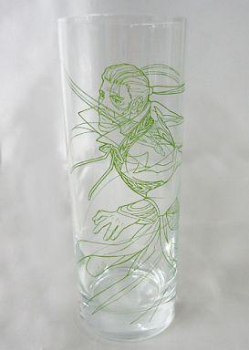 【中古】グラス(キャラクター) ローエン・J・イルベルト(グリーン) 特製グラス 「テイルズ オブ エクシリア」 テイルズ オブ カフェ限定