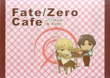 遠坂時臣&アーチャー ランチョンマット「Fate/Zero Cafe」 注文特典