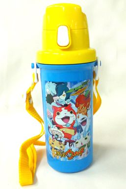 【中古】マグカップ・湯のみ(キャラクター) 集合 直飲み水筒 「妖怪ウォッチ」