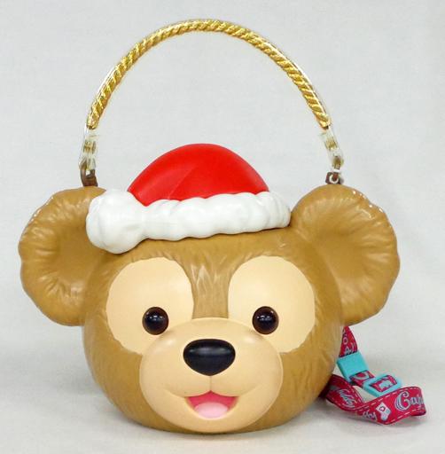 【中古】食器その他(キャラクター) ダッフィー バケット 「クリスマス・ウィッシュ2012」 東京ディズニーシー限定