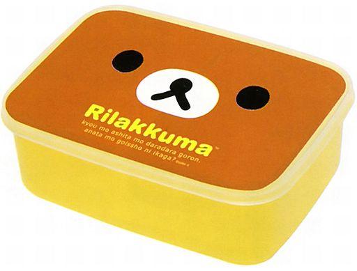 【新品】食器その他(キャラクター) リラックマ 中子付ランチボックス 「リラックマ」