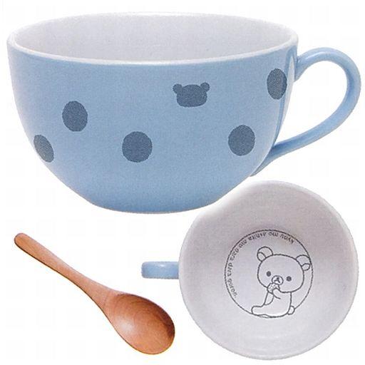 【中古】マグカップ・湯のみ(キャラクター) リラックマ スープマグカップ 「リラックマ」