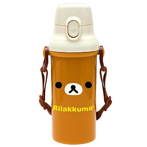 【新品】マグカップ・湯のみ(キャラクター) フェイステーマ(リラックマ) ダイレクト水筒 「リラックマ」