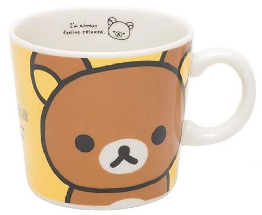 【中古】マグカップ・湯のみ(キャラクター) リラックマ マグカップ 「リラックマ」