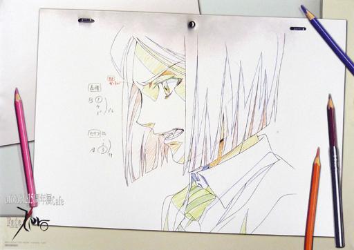 ウェイバー・ベルベット ランチョンマット 「Fate/Zero」 ufotable15周年展cafe メニュー注文特典