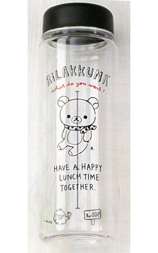 【予約】マグカップ・湯のみ(キャラクター) リラックマ&キイロイトリ ウォーターボトル Mサイズ 「リラックマ」